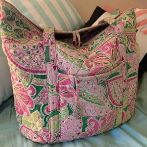 Vera Bradley Large purse used good condition